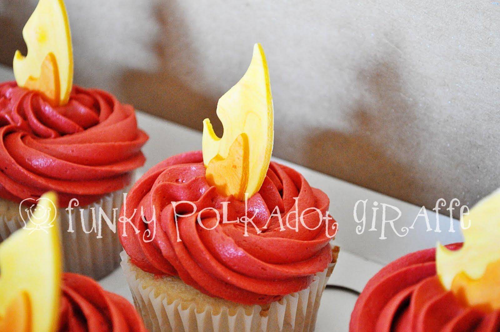 Funky Polkadot Giraffe Spunky Sponsor Spotlight Lady Cupcake S Corner