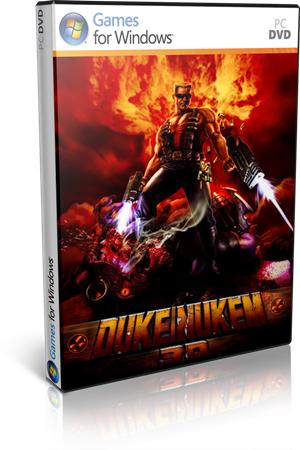 Duke Nukem 3D Megaton Edition PC Full