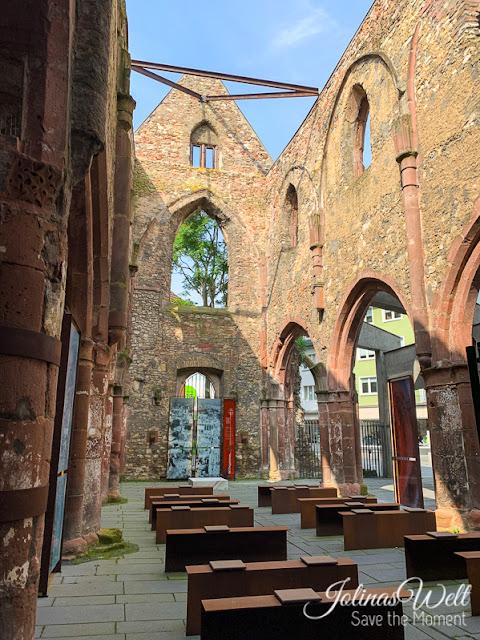 Ruine St. Christoph, Mainz