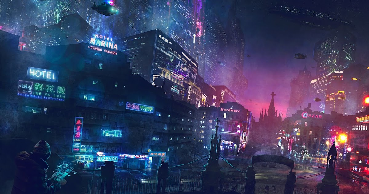 View a collection of the latest, most popular and top rated wallpapers, all best, cool and high quality. Cyberpunk City Wallpaper 1920 x 1080