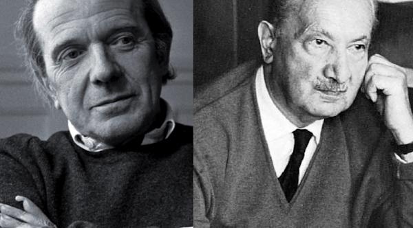 """Alfred Jarry, un precursor desconocido de Heidegger"" por Gilles Deleuze"