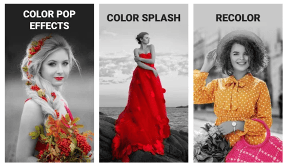 Color Pop Effects Pro Apk
