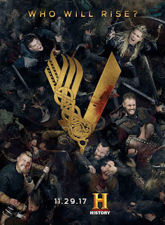 Vikings S05 In Hindi Dual Audio {Hindi+English} 480p 720p HD