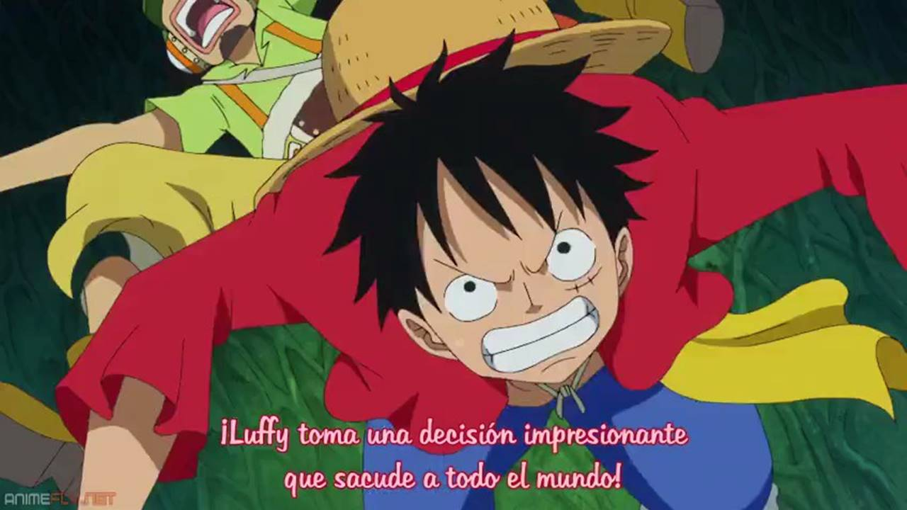 One Piece Anime cap 771 sub español