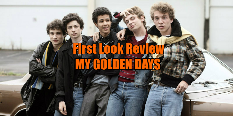 my golden days review