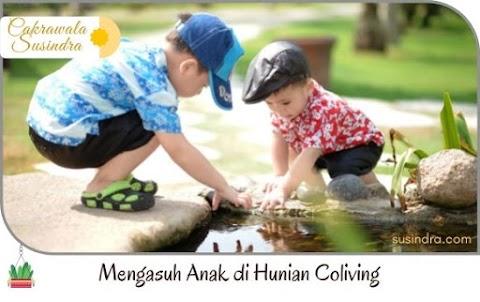 Mengasuh Anak di Hunian Coliving