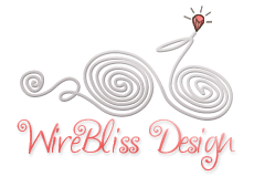 WireBliss's Wire Jewelry