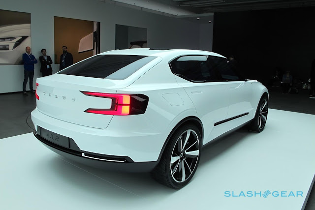 Volvo's First EV Will Run Native Android.