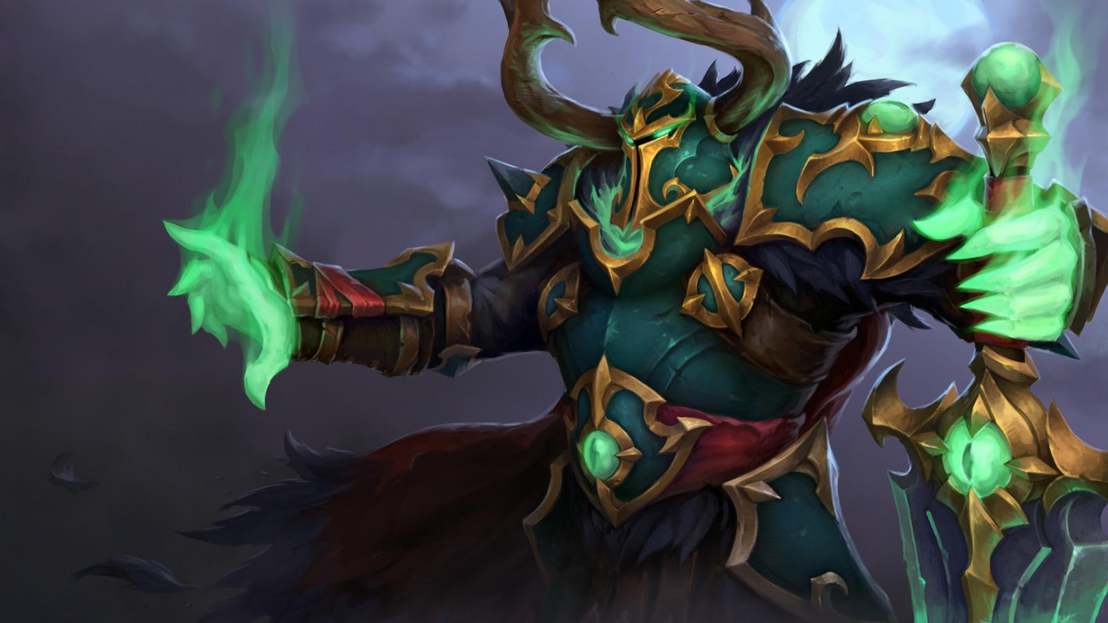 Guia: Como jugar con Wraith King DOTA 2 | Guia de DotA