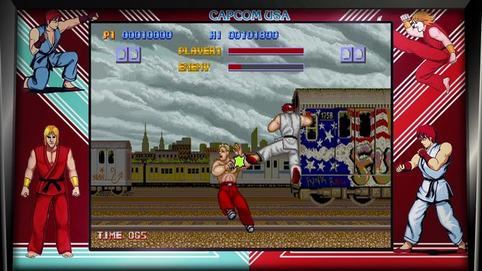 Street Fighter 30th Anniversary Collection Skidrow Dmz