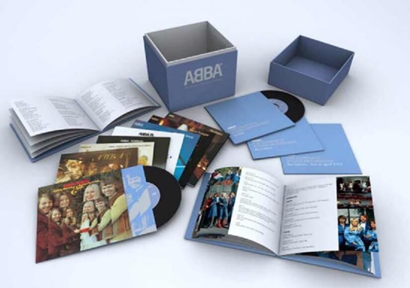 ABBA The Complete Studio Recordings FLAC MEGA