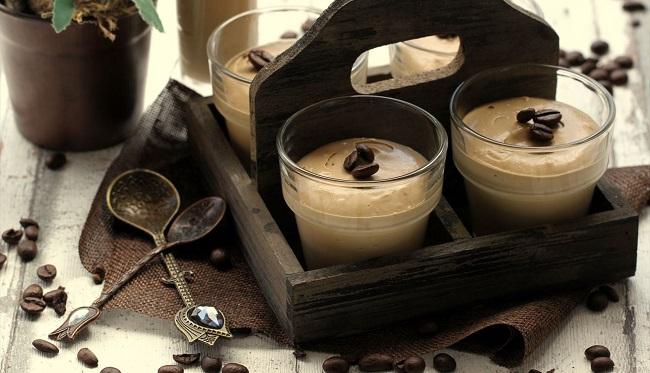 Receta de Mousse de Café