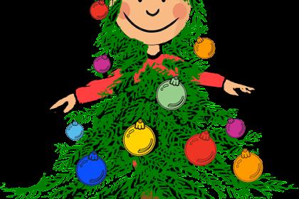 Dibujos De Navidad Coloreados Para Imprimir