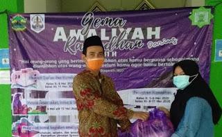 SMA 15 Semarang Gelar Amaliyah Ramadan Daring