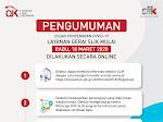 SLIK OJK Dilakukan Secara Online