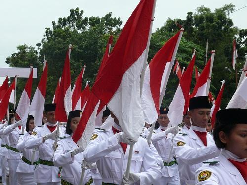 Sejarah dan Peraturan Bendera Kebangsaan Indonesia