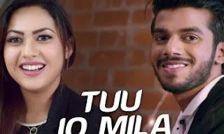 Tuu Jo Mila  Lyrics| Yasser Desai |  by lyricscreative