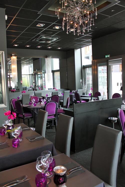 fadela mecheri purple restaurant lyon 2. Black Bedroom Furniture Sets. Home Design Ideas
