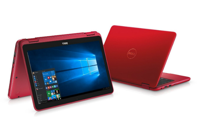 [Review] Dell i3169-0011RED a Very Convenient convertible for all the right reasons