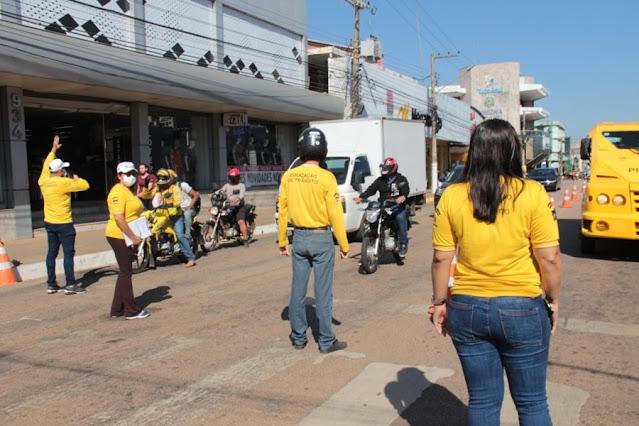 Detran alerta motociclistas sobre obrigatoriedade do uso de equipamentos básicos de segurança