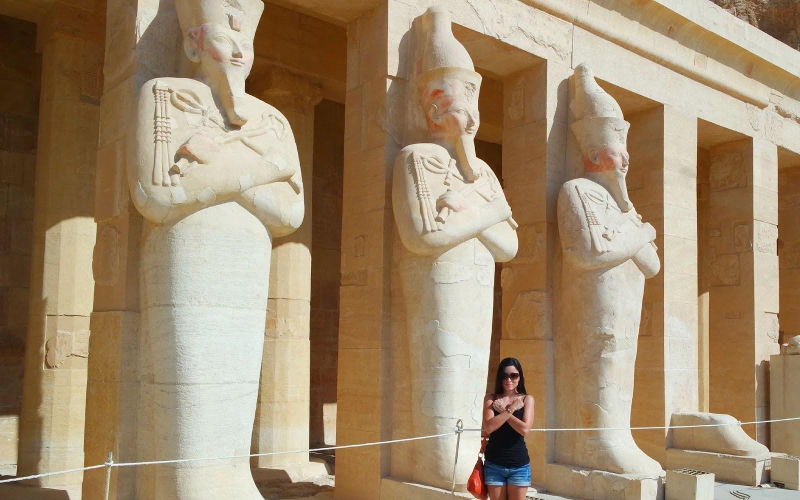 Hatshepsut luxor egito
