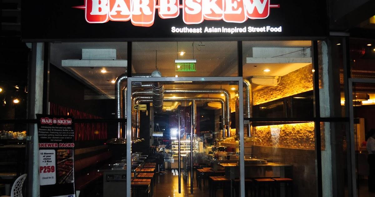 Bar B Skew Southeast Asian Street Food Diy Rotating