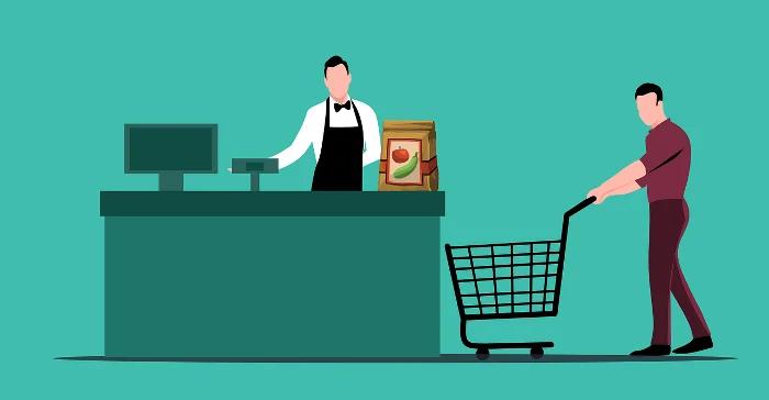Start online grocery shop
