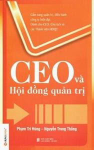 CEO Và Hội Đồng Quản Trị - Phạm Trí Hùng