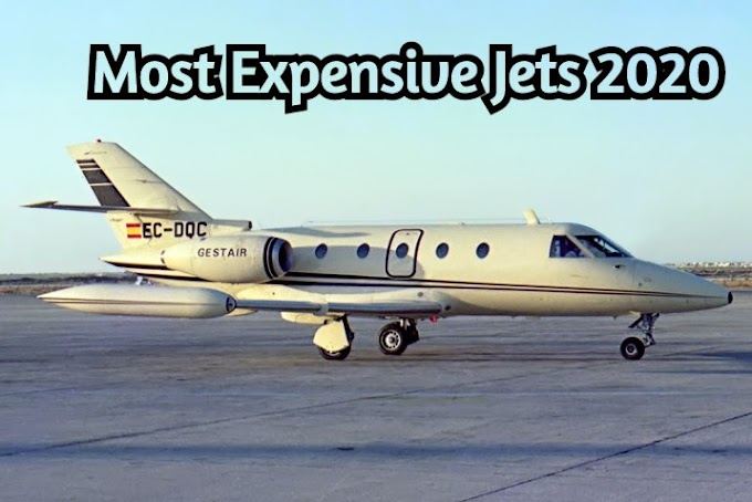 Most Expensive Jets