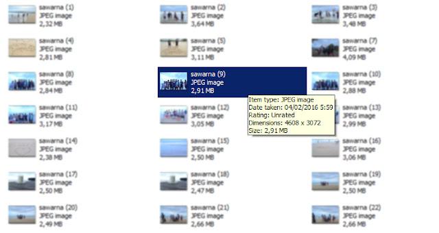 Cara Compress Gambar di Photoshop