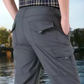 Alasan Pria Menyukai Memasukan Tangan Ke Dalam Saku Celana