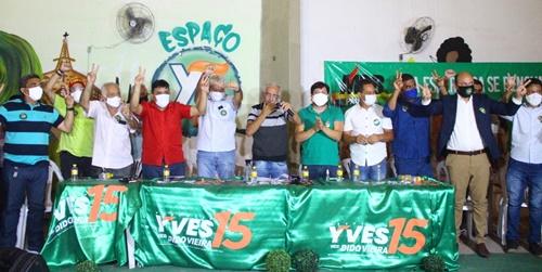 Yves Ribeiro forma importantes alianças políticas