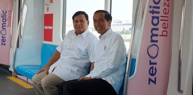 Ini Keuntungan yang Bisa Didapat Jokowi Saat Gerindra Jadi Gabung ke Koalisi