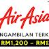 Kelayakan SPM Layak Memohon! Air Asia Buka Pengambilan Jawatan Terbaru ~ GAJI RM1,200 – RM13,100