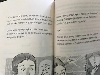 Review Buku cinta lama