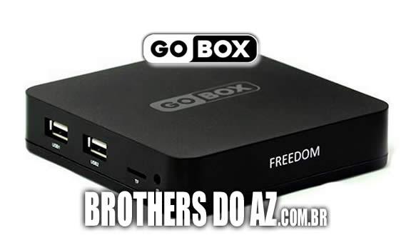 Gobox Freedom Nova Atualização V00504062 - 13/11/2020