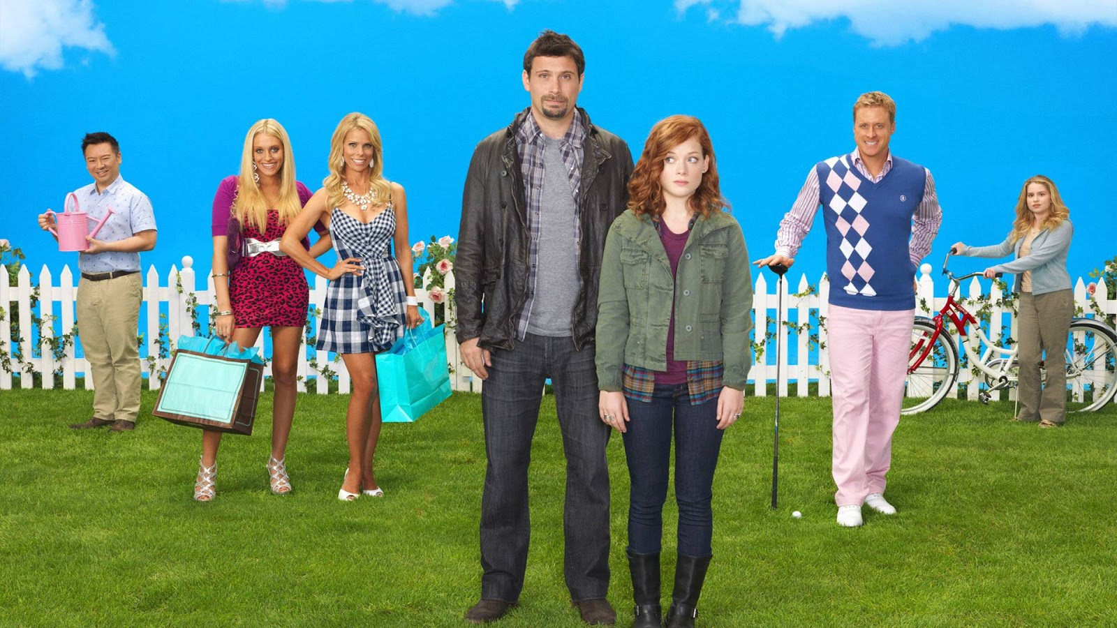 TV Show Review: Suburgatory (2011 - 2014)