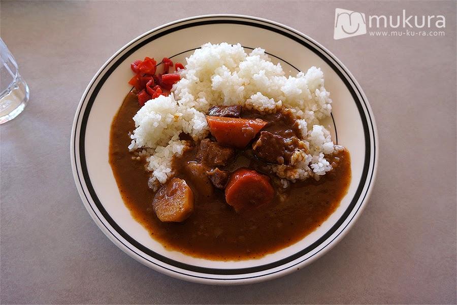 พาชิมข้าวแกงกะหรี่ ร้านอาหารตรงข้ามสถานี kawaguchiko
