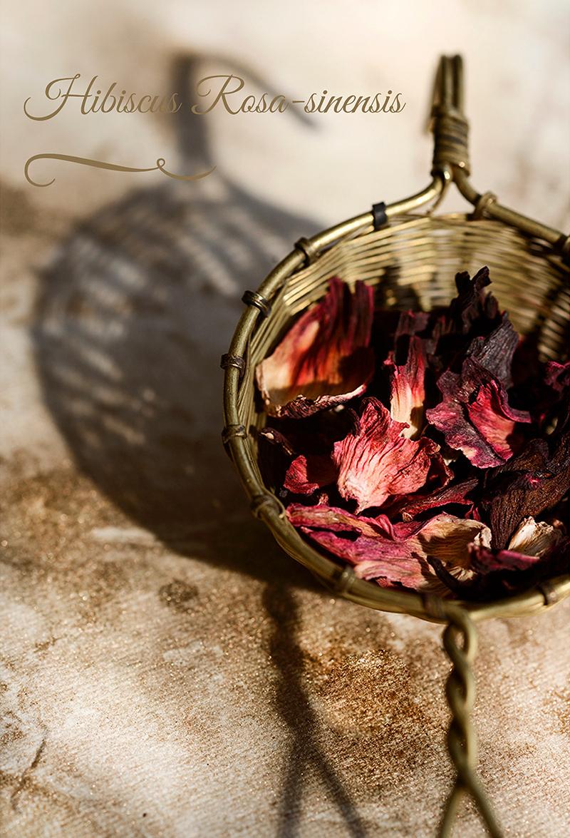 Hibiscus Raspberry Lemonade Iced Tea by Simi Jois