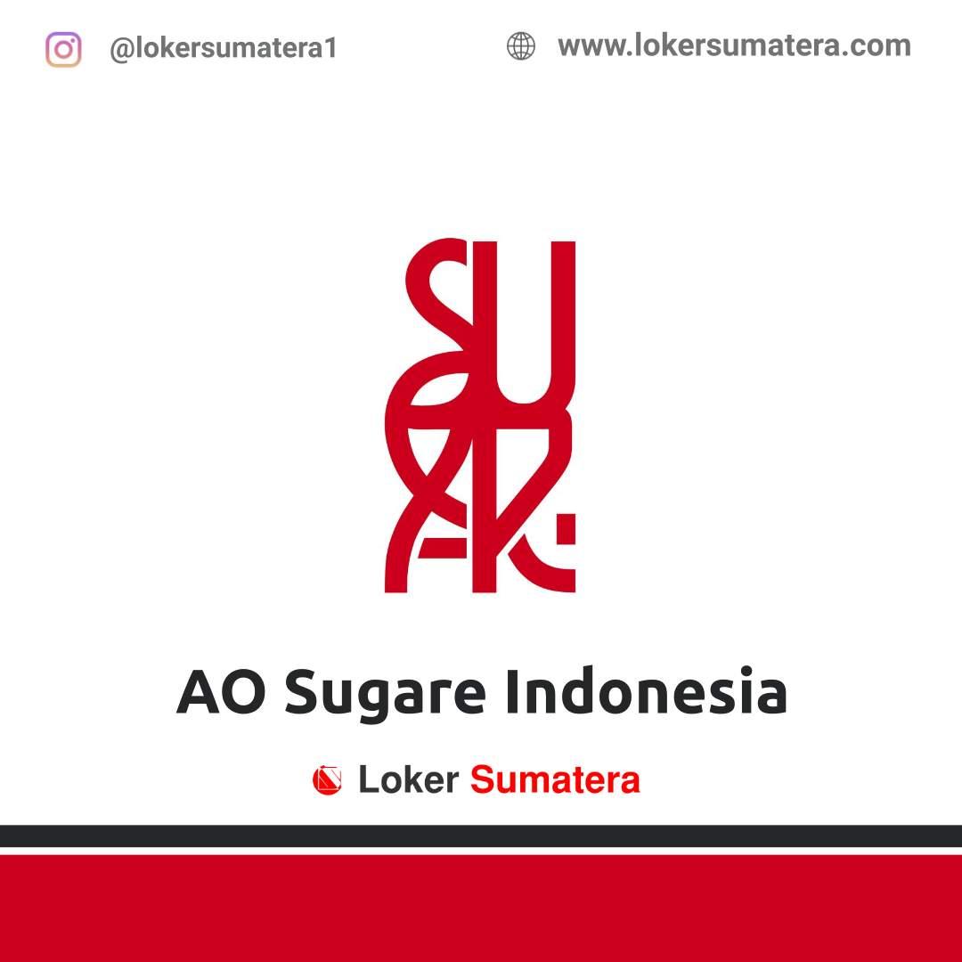 Lowongan Kerja Palembang: AO Sugare Indonesia Desember 2020