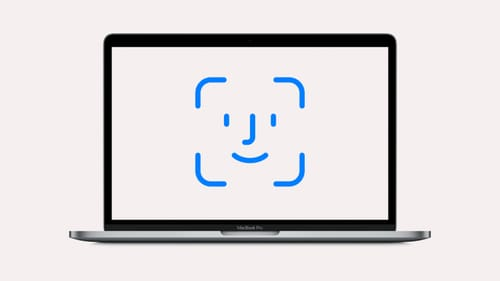 Mac computers can obtain Face ID