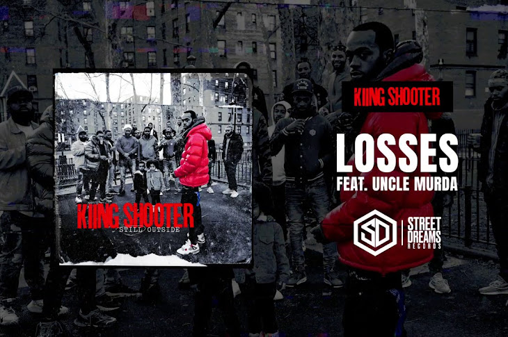 Listen: Kiing Shooter - Losses Featuring Uncle Murda