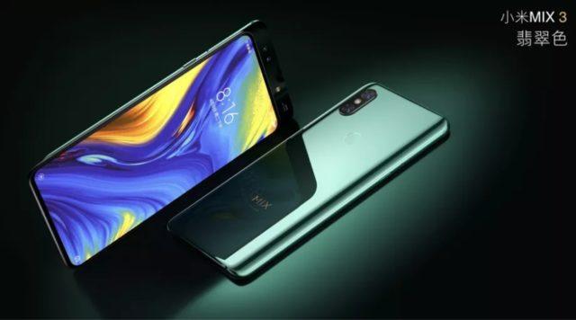 Xiaomi Mi Mix 3 c