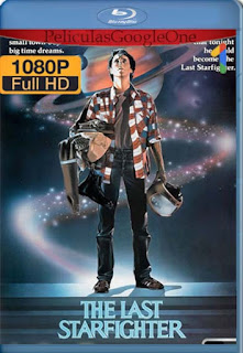 Starfighter La Aventura Comienza [1984] [1080p BRrip] [Latino-Inglés] [GoogleDrive] RafagaHD