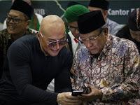 Nyinyiri Santri Penghafal Al Quran, Deddy Corbuzier dan Diaz Hendropriyono Diserbu Netizen