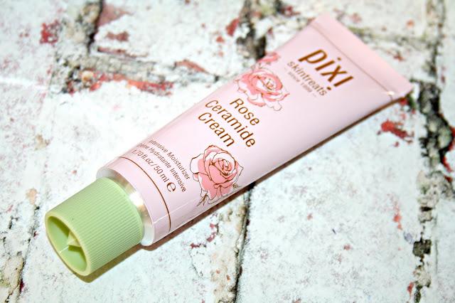 Pixi Skintreats Rose Ceramide Cream