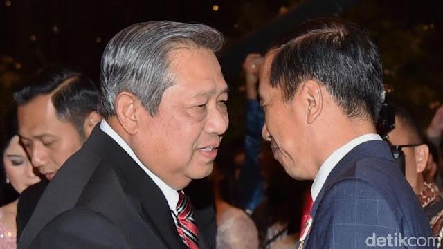 Jokowi Singgung Subsidi BBM Masa Lalu, SBY Bereaksi