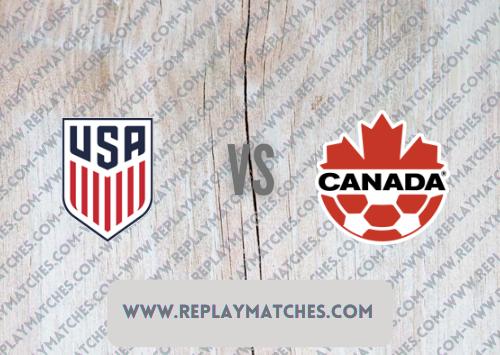 United States vs Canada -Highlights 06 September 2021
