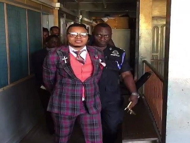 Bishop Obinim Arrested But He Proclaims JESUS [Video]