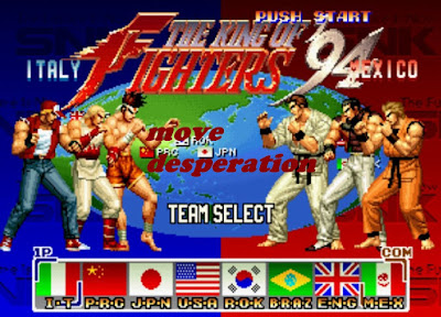 TheKing of Fighters 1994